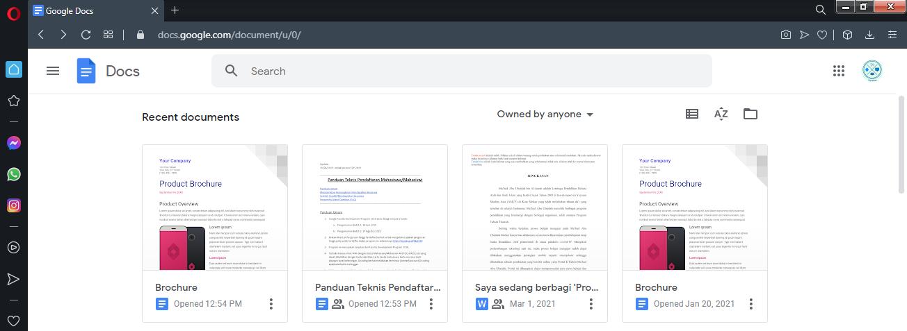 Temukan Cara Mengatur Margin Di Google Docs paling mudah